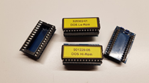24 PIN to 28 PIN eprom adapter